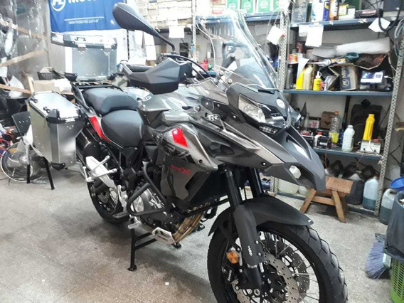 Trk 502 X Benelli Touring Abs 500cc Con Baules