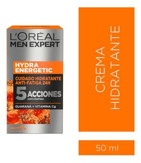 Crema Hidratante Hydra Energetic X 50 Ml L