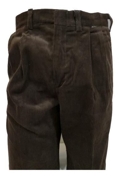 Pantalón Corderoy Hombre Por 4 Unidades