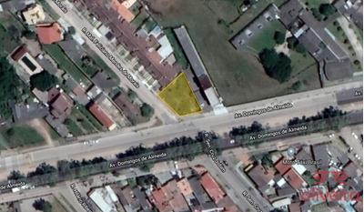 Terreno Na Domingos De Almeida - 402,70m2 (esquina) - 7577