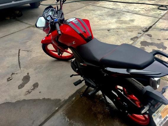 Moto Italika Roja