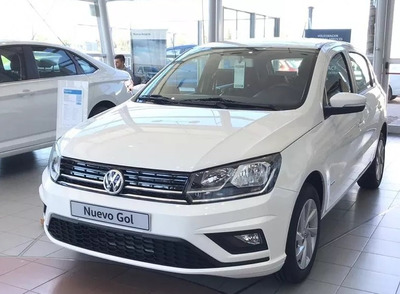 Volkswagen Gol Trend 1.6 Comfortline 101cv 1