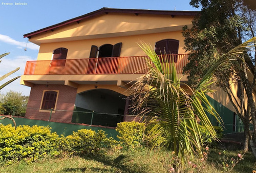 Chácara Para Venda Em Franco Da Rocha, Chácaras Bom Tempo, 5 Dormitórios, 1 Suíte, 5 Banheiros, 10 Vagas - Francocha_2-1132969