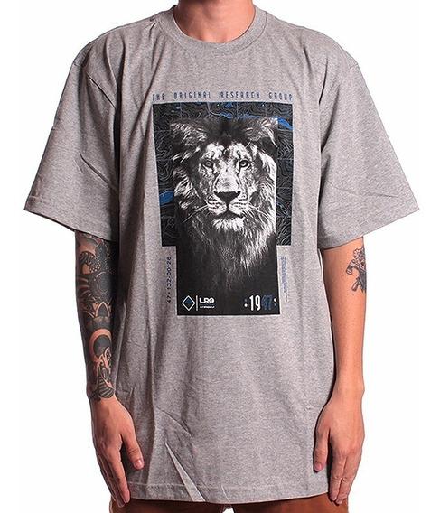 Camiseta Lrg Research Lion