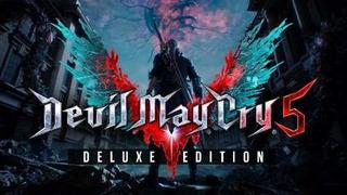 Codigo Deluxe Edition Devil May Cry 5 Ps4