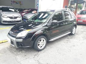 Ford Fiesta 1.0 Trail Flex 5p 2008 Completo Único Dono!!!