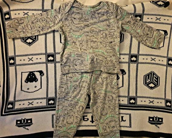 Conjunto Carters Pijama // Talle 6 Meses //