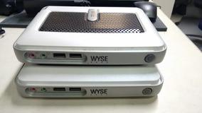 Thin Client Wyse S10, Kit 02 Peças Com Fonte Energia