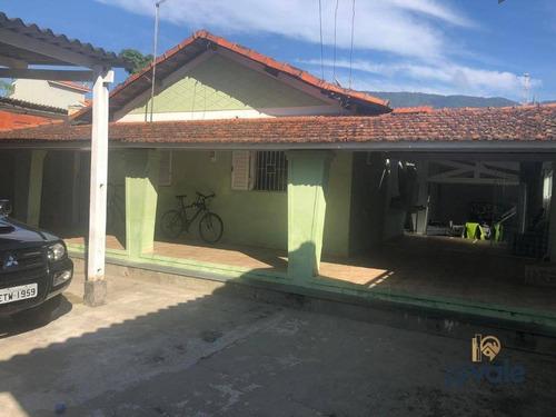 Casa Com 4 Dormitórios À Venda, 190 M² Por R$ 1.400.000,00 - Pto Grande - São Sebastião/sp - Ca1233
