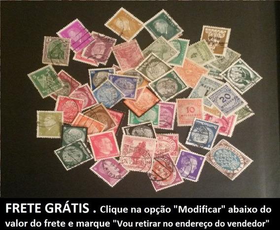 Alemanha - 70 Selos Diferentes Do Reich - Frete Grátis