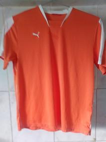 Camiseta Puma Plus Size Eg 78cm X 64cm Original Usa Size Xl