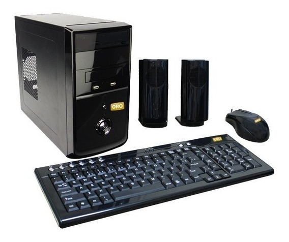Pc Medium Gamer Oro