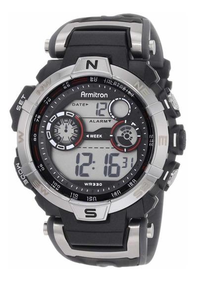 Reloj Digital Hombre Armitron Sport 8231rdgy