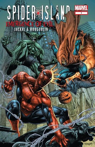 Spider Island Emergence Of Evil #1 (2011) Marvel