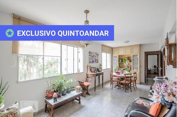 Apartamento No 4º Andar Mobiliado Com 2 Dormitórios E 1 Garagem - Id: 892971170 - 271170