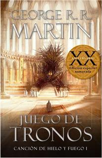 Saga Juego De Tronos Canción De Hielo Y Fuego 12 Libros