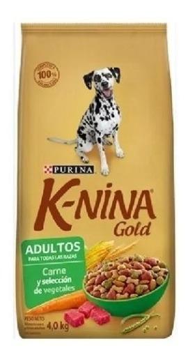 Perrarina De Carne Con Cereal Y Arroz 4 Kgs K-nina