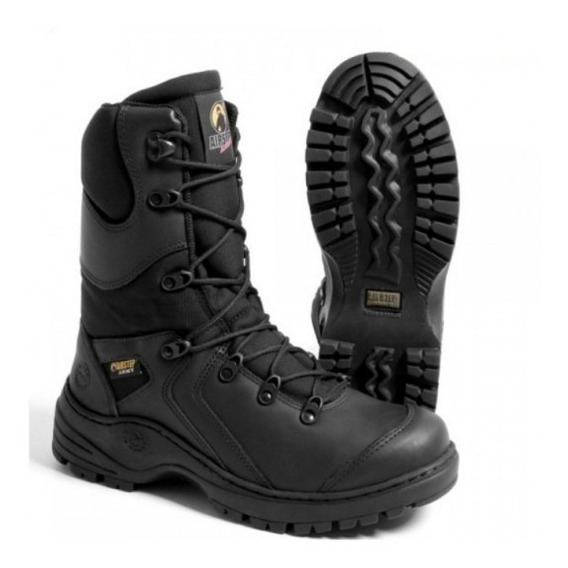 Coturno Militar Tático Black Squad 8990-1 S/ Juros