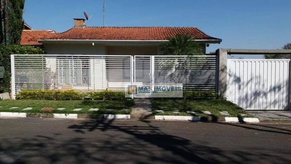 Casa Com 4 Dormitórios À Venda, 300 M² Por R$ 650.000 - Nirvana - Atibaia/sp - Ca0340