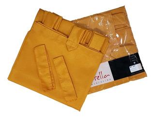 Cortinas Rusticas Para Living Color Naranja - Cortinas y ...