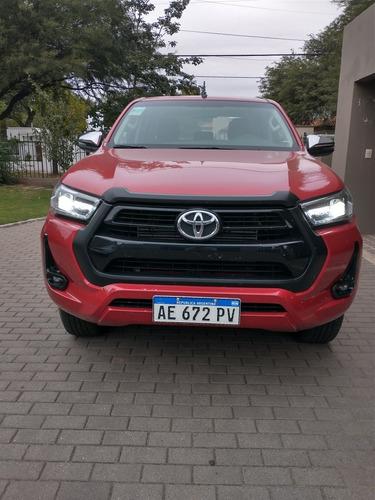 Toyota Hilux Srv 2.8 At 4x4 204cv