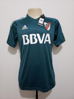 Camisa Futebol River Plate Argentina 2017 Gk adidas Adizero