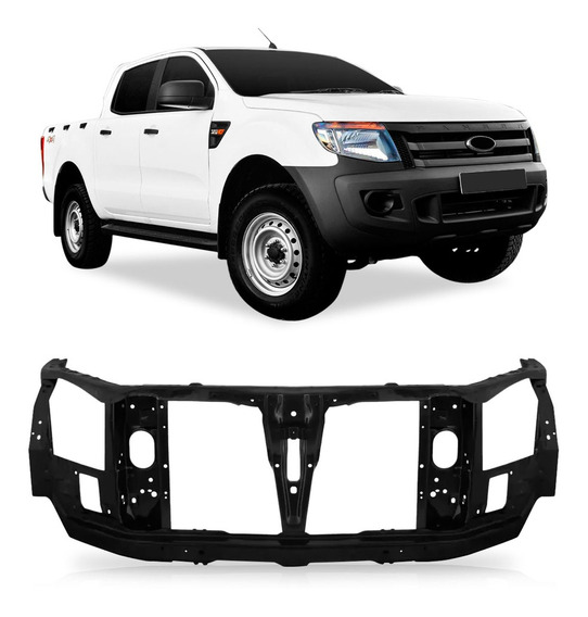Painel Frontal Suporte Radiador Ranger 2013 2014 2015 2016