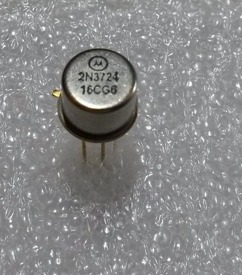 Transistor 2n3724 Original Motorola Frete 12,00