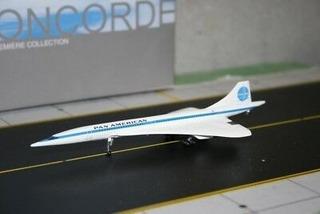 Miniatura Concorde Pan Am Pan American World Airways 1/400