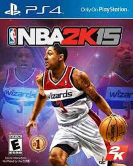 Nba 2k15 - Ps4 - Psn - Original 1 Em Midia Digital