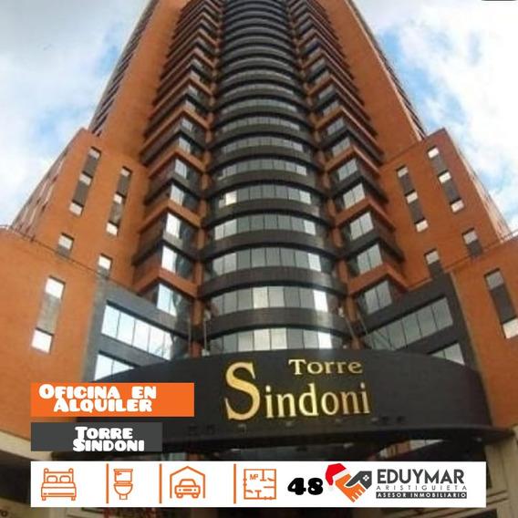 Oficina En Alquiler Torre Sindoni 0412-872-45.45
