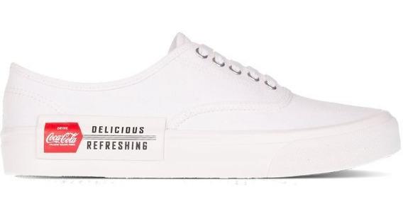 Tênis Coca-cola Shoes Kick Sight Feminino - Cc1680