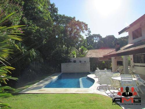 Casa Com 5 Dormitórios À Venda, 268 M² Por R$ 3.300.000,00 - Riviera - Módulo 21 - Bertioga/sp - Ca0620