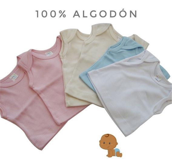 Camisetas Almillas De Bebe Ceara 100% Algodon 6 Precio $18