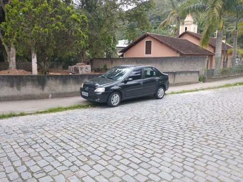 Imagem 1 de 6 de Renault Logan 2009 1.6 16v Privilège Hi-flex 4p