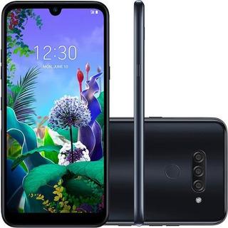 Smartphone Lg K12 Prime Preto (lacrado)