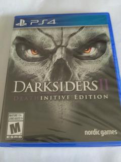 Darksiders Ii Definitive Edition Ps4 Nuevo Sellado