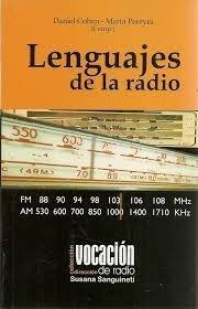 Lenguajes De La Radio - Daniel; Pereyra Marta (comp.) Cohen