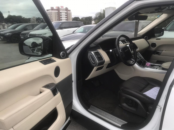 Range Rover Sport Hse 3.0 2017 Único Dono