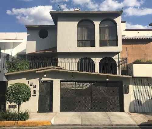 Vendo Casa Frente A Parque $9,500,000 En Coyoacan