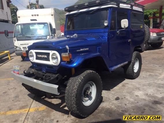 Toyota Fj-40 Fj-40