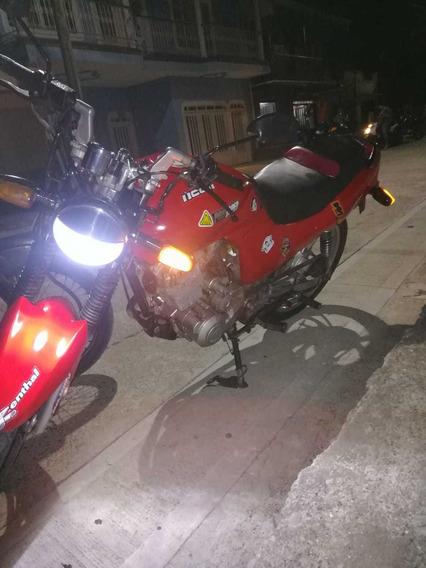 Se Vende Moto Jialig Gol 135 Modelo 2009