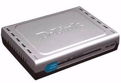 D-link Modem Dsl-500b Adsl2+ 1xrj45 1xrj11