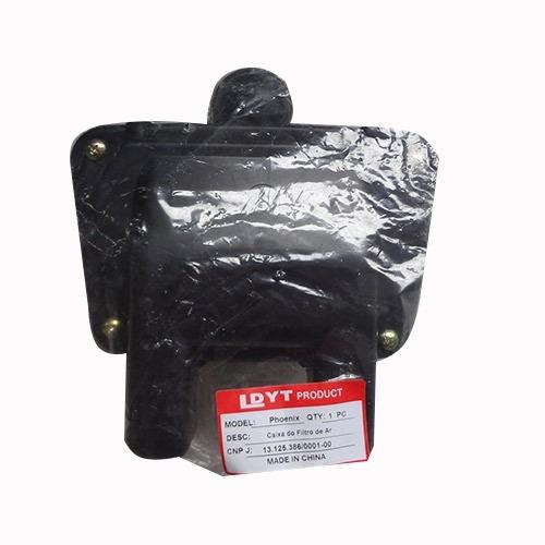 Caixa Do Filtro De Ar Phoenix 50 Shineray - Ldyt