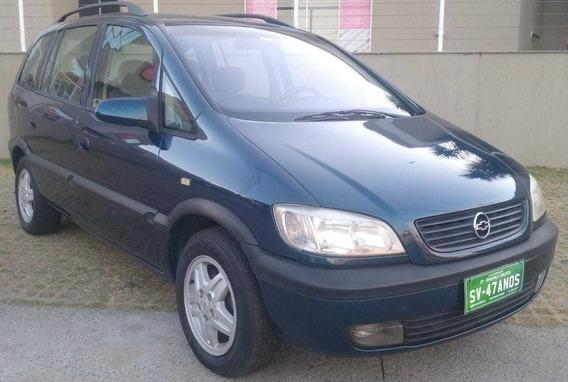 Chevrolet Zafira 2003 2.0 8v 5p