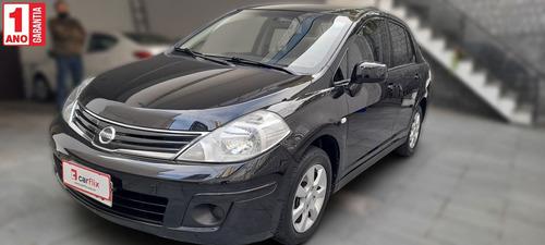 Imagem 1 de 15 de Nissan Tiida Sedan  1.8 Sedan 16v Flex 4p Automatico