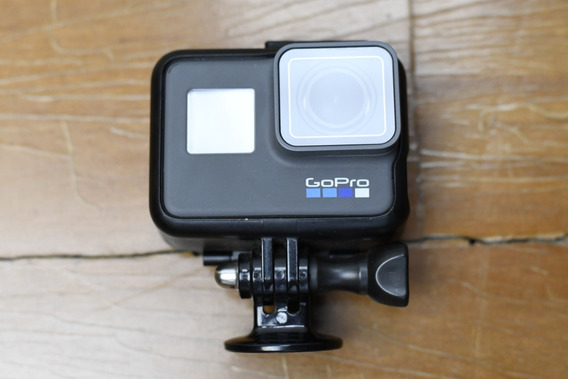 Gopro Hero 6 Black 12mp 4k + Cartão 64gb Extreme Pro