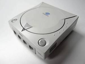 Sega Dreamcast ( Com Unidade Óptica Nova ( Completo...