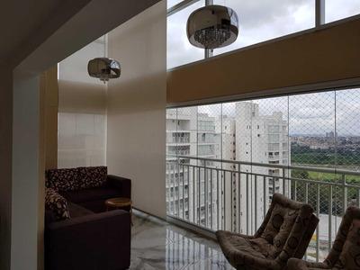 Cobertura Supera Guarulhos 204m², 4dormt. 2 Suítes E 5 Vagas De Garagem - Ad0001