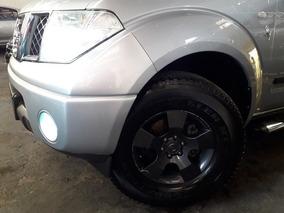 Nissan Frontier 2.5 Se 4x4 Cd Turbo Eletronic Diesel 4p